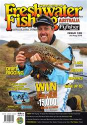 Freshwater Fishing Australia issue Jul-Aug