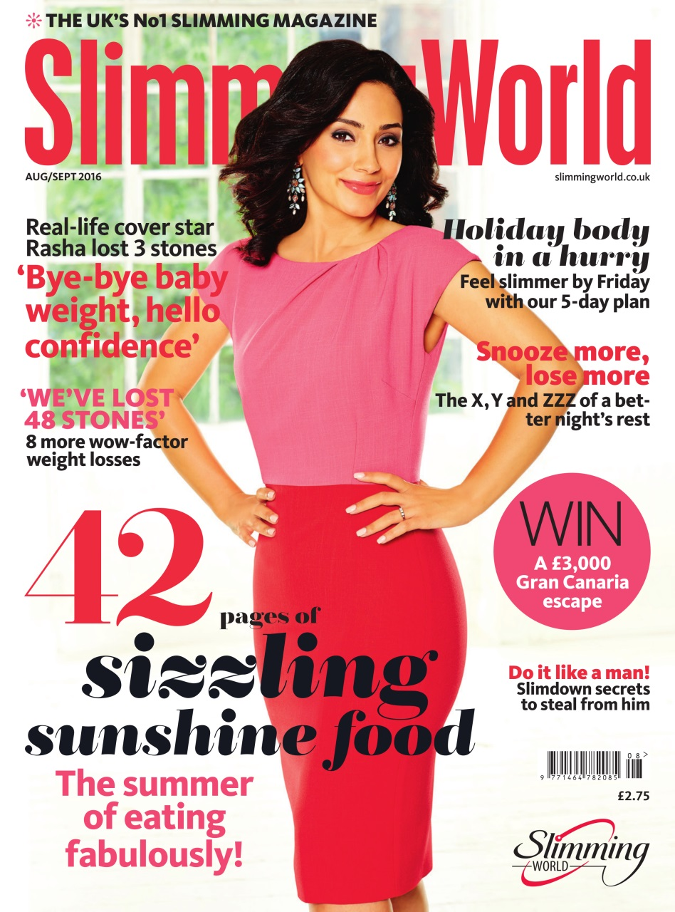 Slimming World Aug Sept 2016