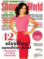 Slimming World issue Aug/Sept 2016