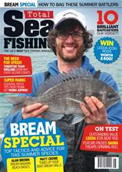Total Sea Fishing issue August 2016