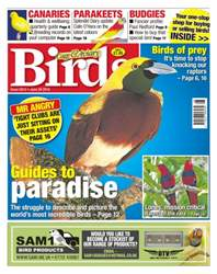 Cage & Aviary Birds issue No. 5912 Guides To Paradise