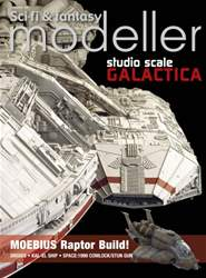 Sci-Fi and Fantasy Modeller issue Volume 42
