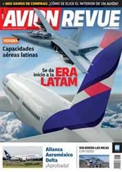 Avion Revue Internacional Latino issue Número 197