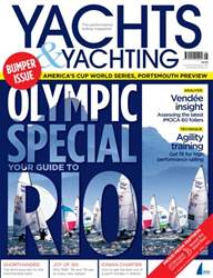 Yachts & Yachting issue August 2016