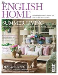The English Home issue August 2016