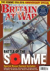 Britain at War Magazine issue July 2016