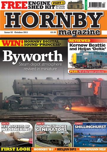 Hornby Magazine issue October 2011