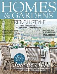 Homes & Gardens issue August 2016