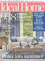 Ideal Home issue August 2016