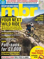 Mountain Bike Rider issue Summer 2016