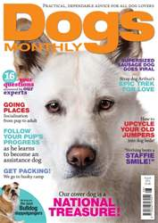 Dogs Monthly issue August 2016