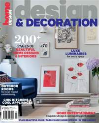 Design and Decoration issue Issue#6 2015