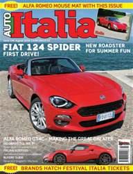 AutoItalia Magazine issue Auto Italia Issue 246