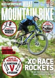 What Mountain Bike issue Summer 2016