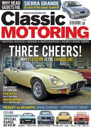 Classic Motoring issue Aug-16