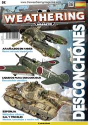 The Weathering Magazine Spanish Version issue DESCONCHONES