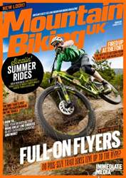 Mountain Biking UK issue Summer 2016