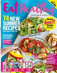 Eat Healthy issue Issue Four July/Aug 2016