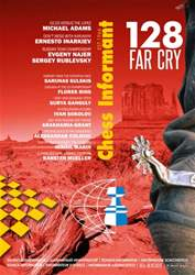 Chess Informant issue Chess Informant 128 Far Cry (June 2016)