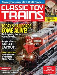 Classic Toy Trains issue September 2016