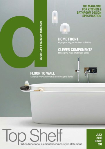 Designer Kitchen & Bathroom Digital Issue