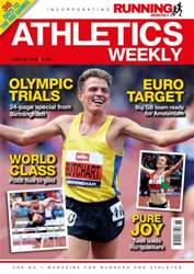 Athletics Weekly issue 30/06/2016