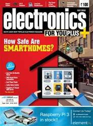 Electronics For You issue July 2016