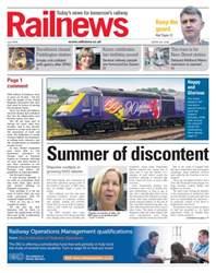 Railnews issue July 2016