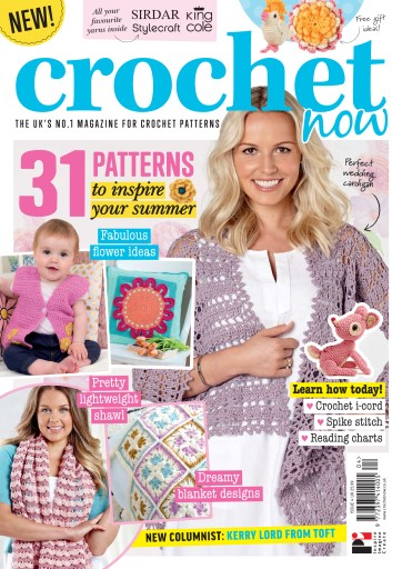 Crochet Now Magazine : Crochet Now Magazine - Issue 4 Subscriptions Pocketmags