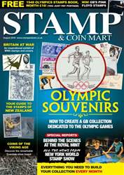 Stamp & Coin Mart issue August 2016