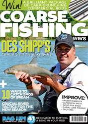 Coarse Fishing Answers issue August 2016