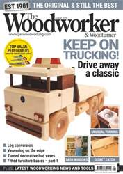 The Woodworker Magazine issue August 2016