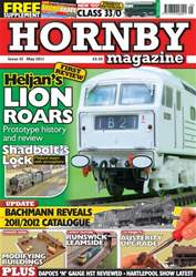 Hornby Magazine issue May 2011
