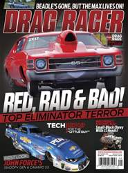 Drag Racer issue September 2016