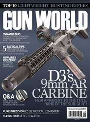 Gun World issue August 2016