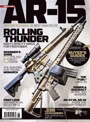 World of Fire Power issue AR15 Summer 2016
