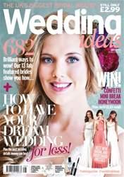 Wedding Ideas magazine issue August 2016