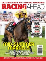 Racing Ahead issue July 2016