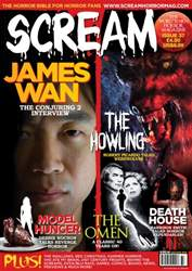 Scream Magazine issue July/August 16