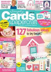 Simply Cards & Papercraft issue 152