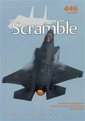 Scramble Magazine issue 446 - July 2016