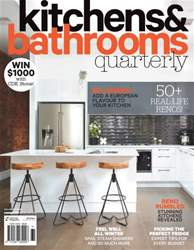 Kitchens & Bathrooms Quarterly issue Issue#23.2 Jun 2016