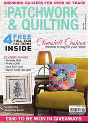 Patchwork and Quilting issue 01/08/16