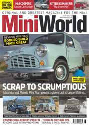 Mini World issue No. 293 - Scrap To Scrumptious