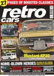 Retro Cars issue No.99 - Home-Blown Heroes