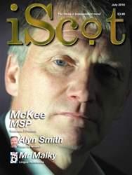 iScot Magazine issue July 2016