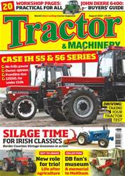 Tractor & Machinery issue Vol. 22 No. 10 - Case IH 55 & 56 Series