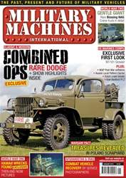 Military Machines International issue January 2012