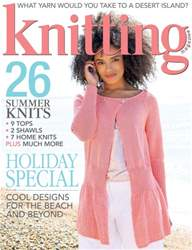 Knitting issue August 2016