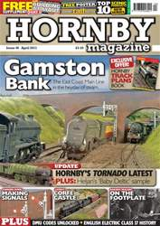 Hornby Magazine issue April 2011